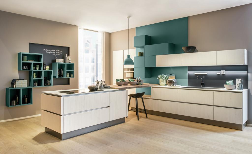 Neue Küchentrends 2017: Möbelhaus Staudt in Bietigheim-Bissingen.