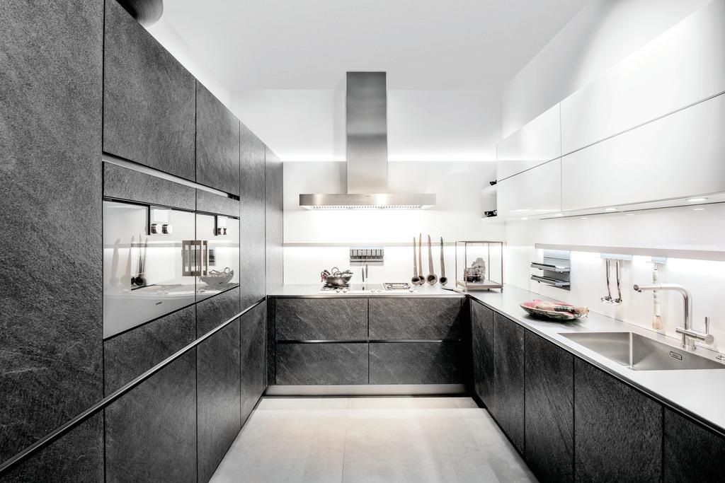 Küche Glasfront war perfekt design für ihr haus ideen