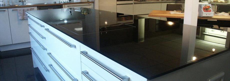 welches arbeitsplattenmaterial ist f r meine k che richtig. Black Bedroom Furniture Sets. Home Design Ideas